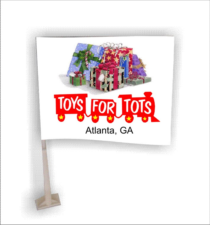 Toys For Tots Merchandise : Object moved