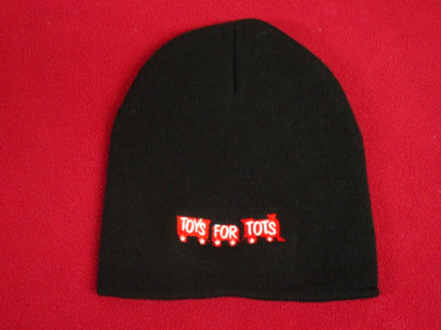 Toys For Tots Merchandise : Toys for tots beenie caps